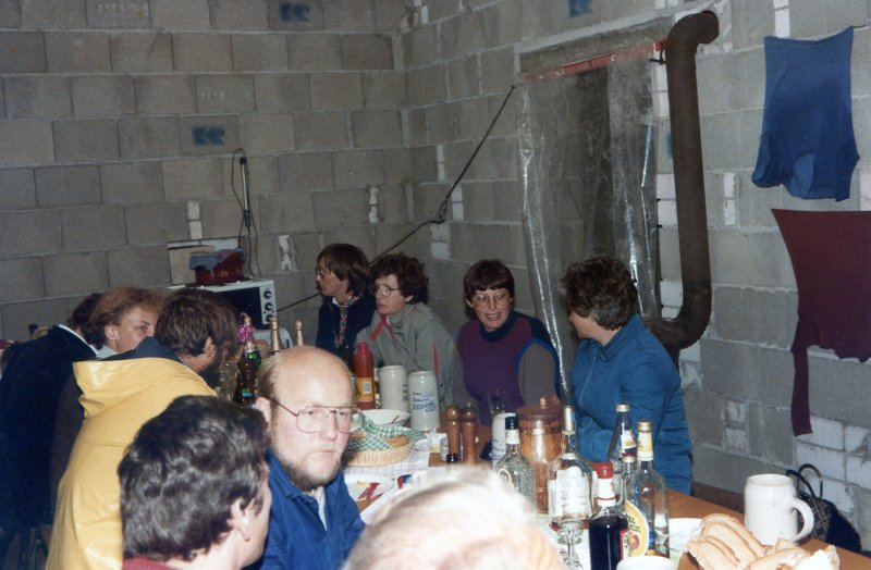 1984 - Einweihung Siedlerheim 01